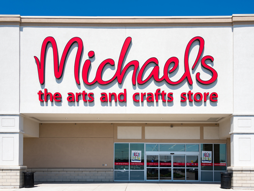U.S. Arts and Craft Store, Michaels' earnings fell below estimates