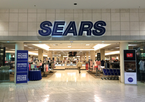 Sears Dips Further After Plans to Cut 400 Jobs Announced