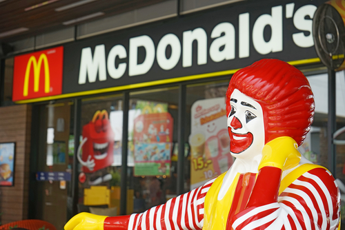 McDonald's Shares at All Time High with Switch from Cashiers to Kiosks