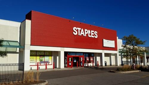 Staples Surges on $6 billion Buyout Report