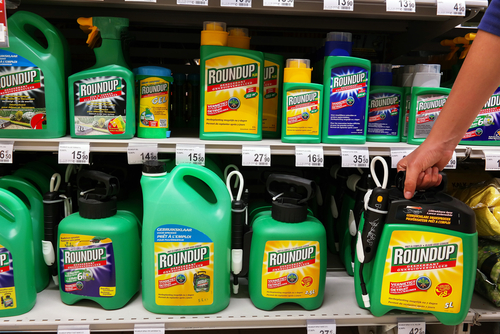 California to List Monsanto's  Herbicide as Cancer-Causing