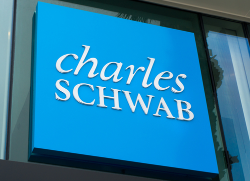 Charles Schwab up +2% after Blackrock talks of all cash buy