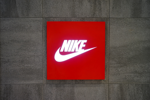 Nike Earnings up After Strong Earnings