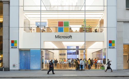 Microsoft Plans to Reorganize its Sales Force