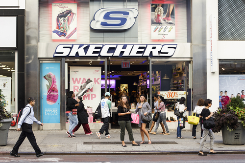 Skechers USA Earning Estimates Cut