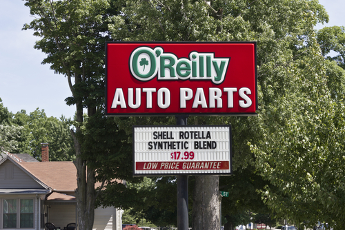 O'Reilly Automotive Inc. Stock Crashes After Earnings Miss