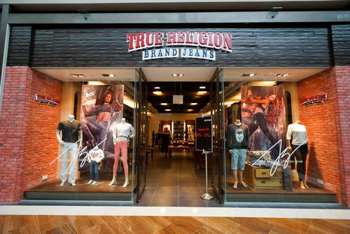 True Religion Files for Bankruptcy Protection
