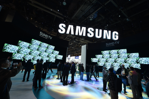 Samsung's South Korean Investment