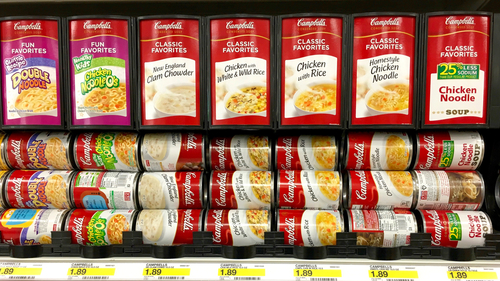 Campbell Soup to Buy Pacific Foods for 700 Million