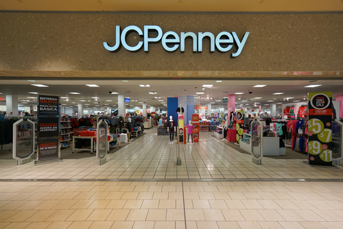 J C Penney to Sell Toys at Department Stores