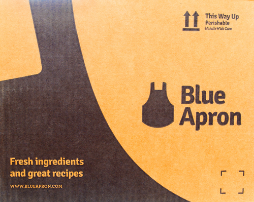 Blue Apron Stock Drops After Amazon Announces Meal Kit Business