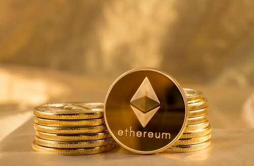 Digital Currency Ethereum Plunges 20%