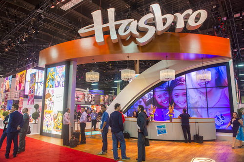 Hasbro's Revenue Exceeds Expectations