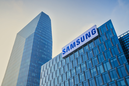 The World's Biggest Chip Maker is Now Samsung
