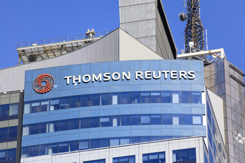 Thomson Reuters beats Q2 estimates