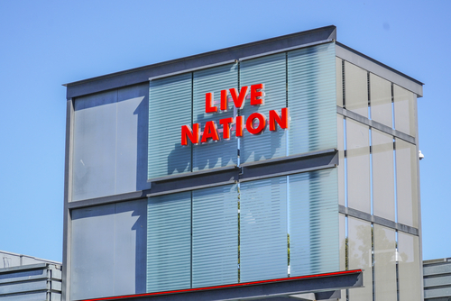 Live Nation Entertainment Reports Second Quarter Results, Shares Jump 9%