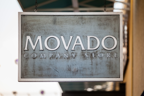 Movado Announced its Financial Results for the Second Quarter