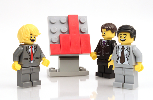 Layoffs in Lego Land; First Reported Losses in Over a Decade