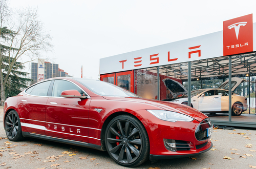 Tesla Shares fall after Jefferies' Analyst Downgrade