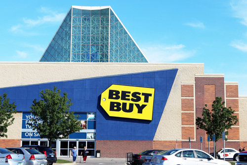 Best Buy Shares Fall on Disappointing Long-term Forecast