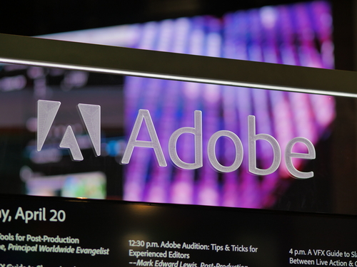 Adobe Shares Fall After Earnings