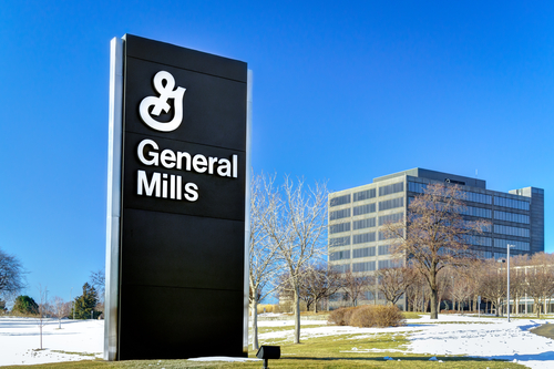 General Mills Shares Fell to Nearly Two Year Lows