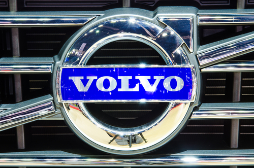 Volvo Releases First Compact SUV