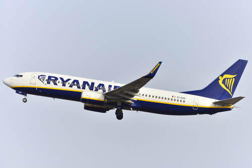 Ryanair Airlines Cancels Flights and Cuts Back Growth Plans