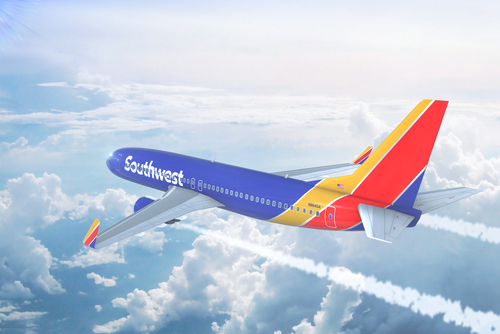 Southwest Airlines Reports $100 Million Hit from Natural Disasters
