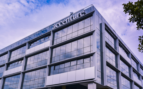 Accenture Announced Better-than-Expected Fourth-Quarter Financial Results