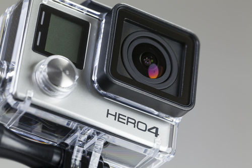 Google Smart Camera Announcement Pulls GoPro Stock Down