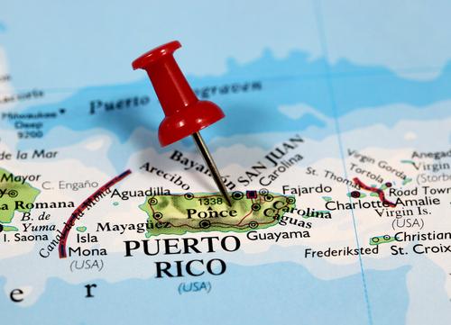 Elon Musk says Tesla can help restore power in Puerto Rico