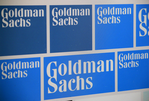 Goldman Sachs Shares Fall Despite Earning Beat