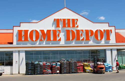 Home Depot Report Strong Quarterly Sales