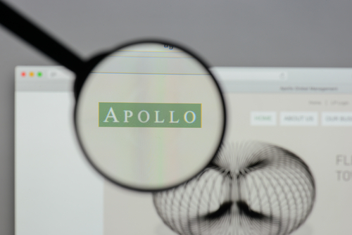 Apollo Nears Deal to for Fortress' Equity in OneMain