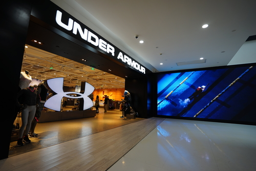Under Armour Stocks Drop After Downgrade from Wall Street Firm