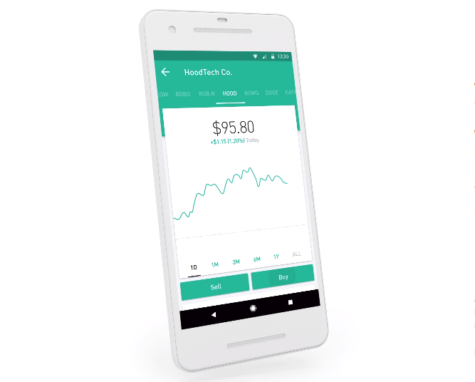 Robinhood Zero-Fee Crypto Trading App Released