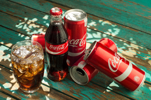 The Coca-Cola Co Launching the First Alcoholic Drink