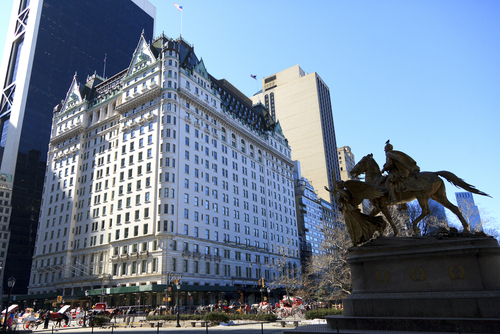 Qatar to buy Plaza Hotel in New York