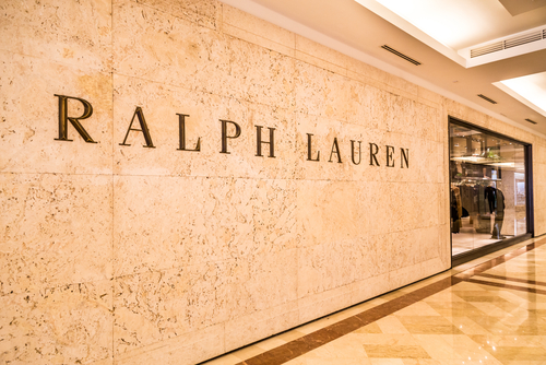Ralph Lauren Shares Up After Better-than-Expected Results