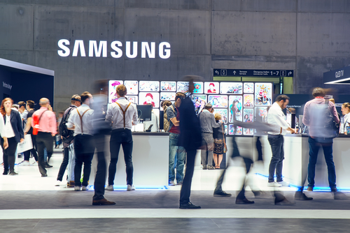 Samsung Profit Slows Down as the Galaxy S9 Doesn't Reach its Sales Target