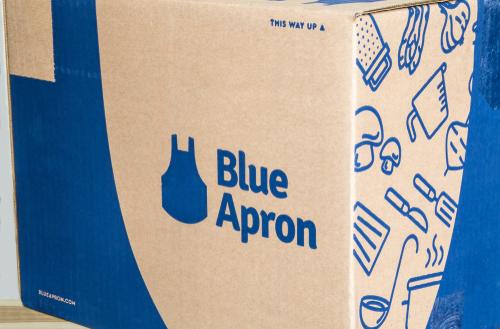 Blue Apron Shares Tumble on Revenue Miss
