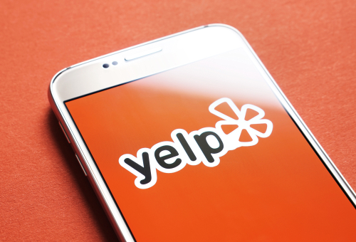 Yelp shares soar on profit and ad revenue beat