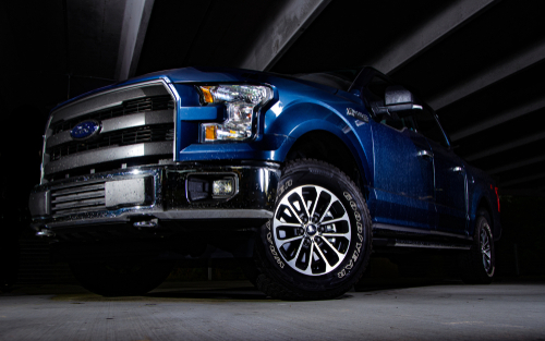 Ford Recalls 2 Million F-150 For Seat Belt Issue