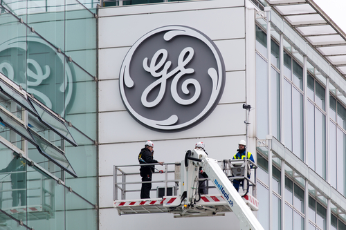 GE Shares Rose on Barclays' Upgrade