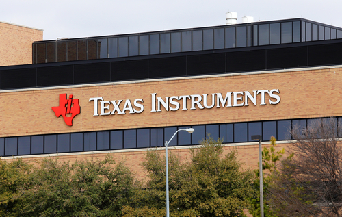 Chip Stocks Fall After Texas Instruments, STMicro Report Slowing Demand