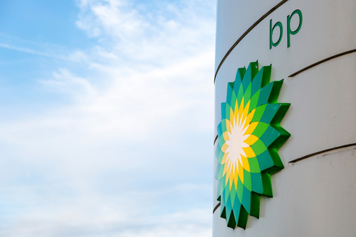 BP Reports Third-Quarter Earnings