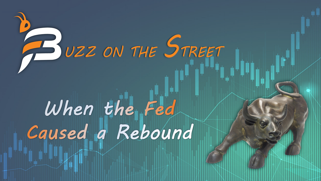 "The Latest ""Buzz on the Street"" Show: Featuring Federal Reserve Announcement"
