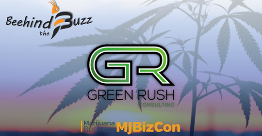 """The Latest """"Beehind the Buzz"""" Show: Featuring Green Rush Consulting CEO Zeta Ceti at MJBizCon"""