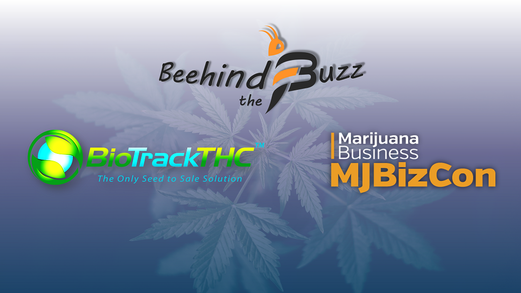 """The Latest """"Beehind the Buzz"""" Show: Featuring BioTrackTHC CEO Patrick Vo at MJBizCon"""